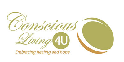 Conscious Living 4U logo, licensed professional counselor The Woodlands, TX.